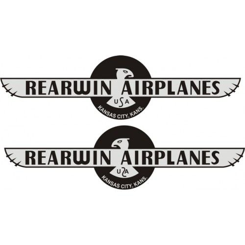 Airplanes Logo - Rearwind Airplanes Logo,Vinyl Graphics Decal