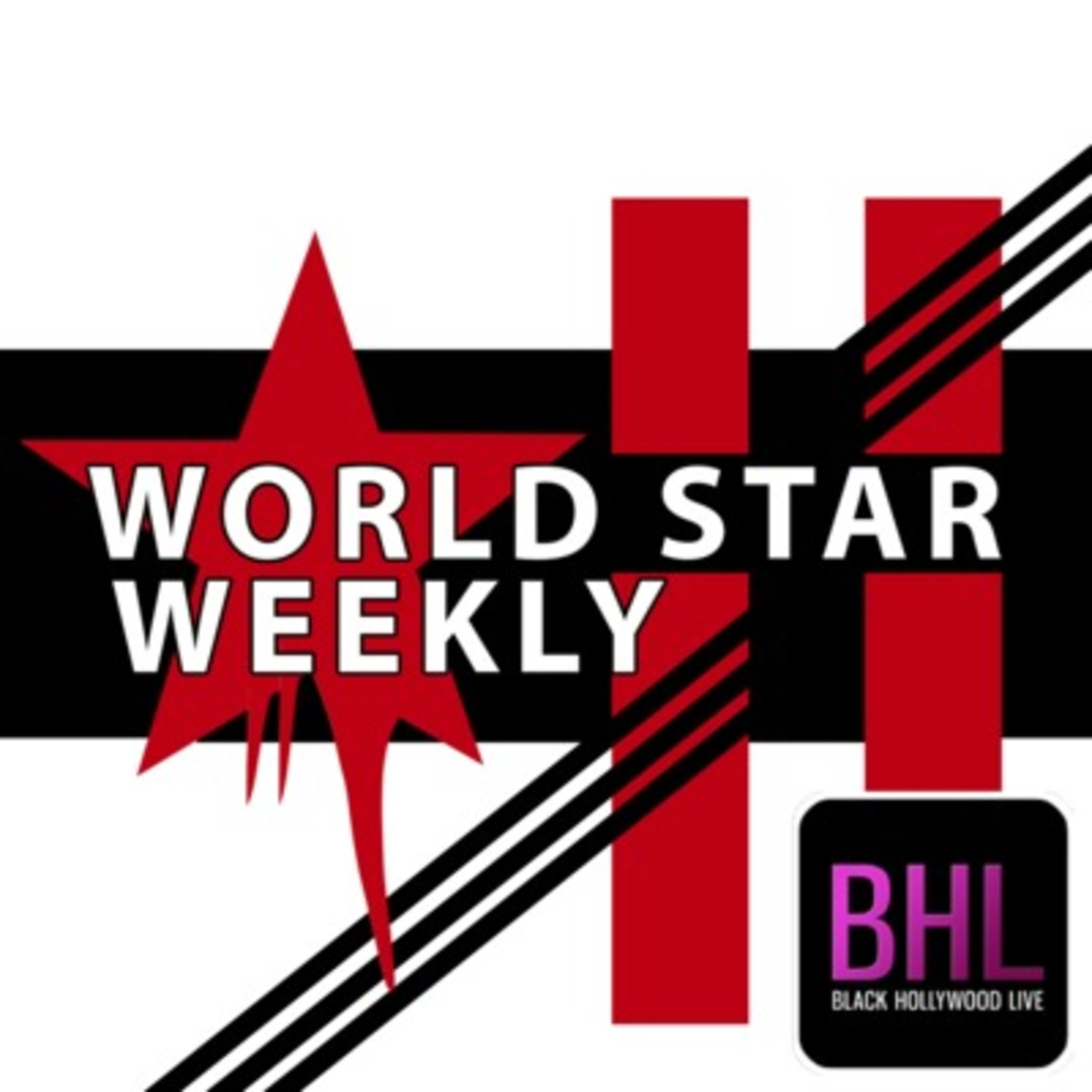 Worldstar Logo - PodcastOne: World Star Weekly