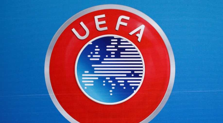 UEFA Logo - There will be no Super League, says UEFA chief, Sports News ...