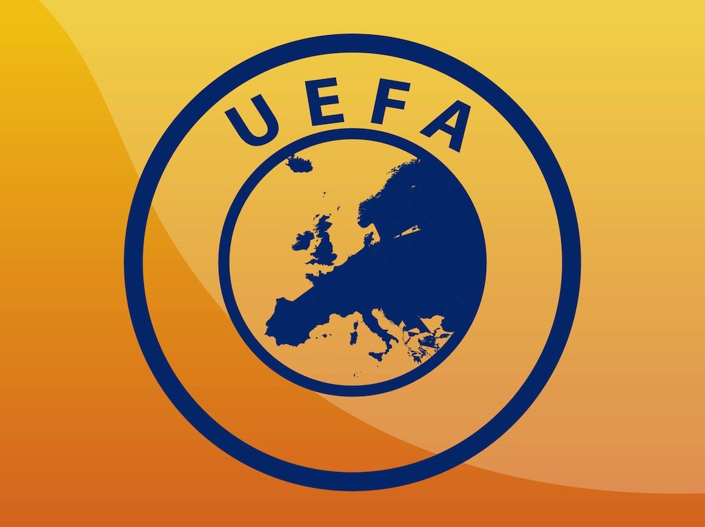 UEFA Logo - Uefa Logo Vector Art & Graphics | freevector.com