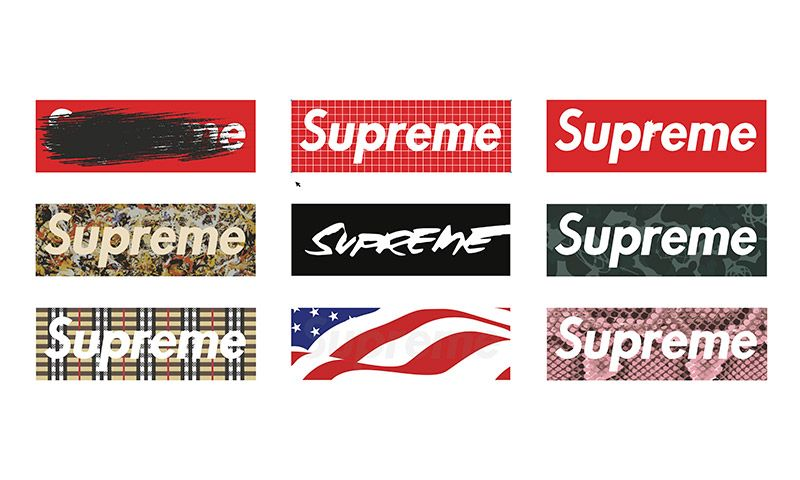 b2a40534b31e S a Red Box Logo - The 19 Most Obscure Supreme Box Logo Tees | Highsnobiety