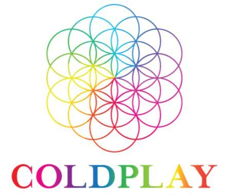Coldplay Logo - Coldplay logo - Coldplay Photo - Herb Music