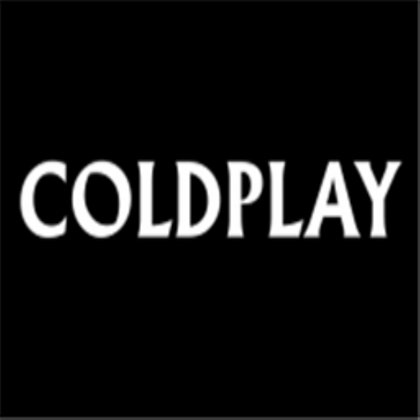 Coldplay Logo - Coldplay-logo - Roblox