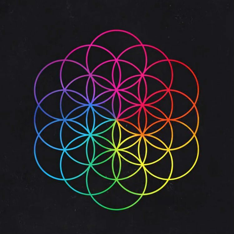 Coldplay Logo - That mysterious tube poster was definitely for Coldplay's new album ...