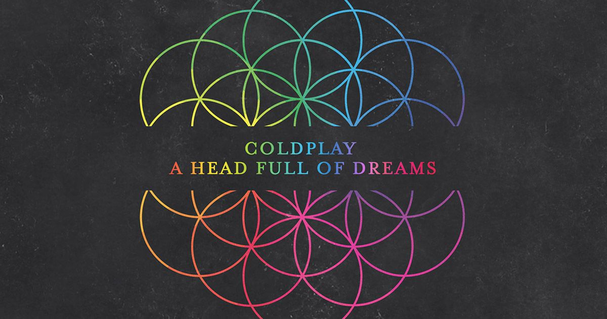 Coldplay Logo - Interview: Pilar Zeta (AHFOD artwork creator) | Coldplay