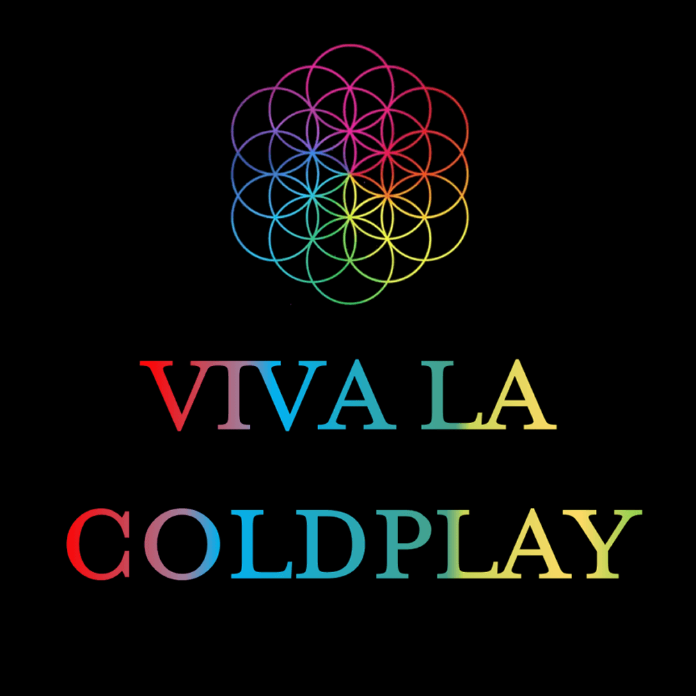 Coldplay Logo - Viva La Coldplay Tickets Buy from Sydenham Barn