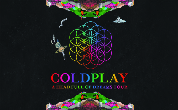 Coldplay Logo - Coldplay