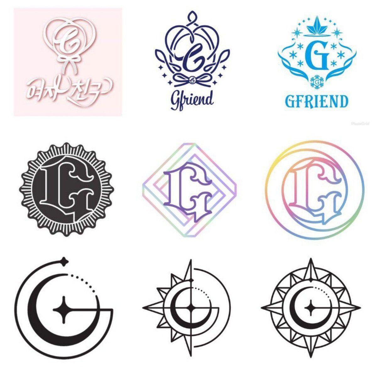 gfriend logo logodix gfriend logo logodix