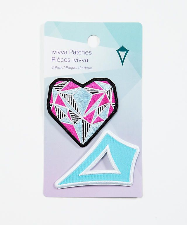 Ivivva Logo - ivivva Patches | Girl's Accessories | lululemon athletica