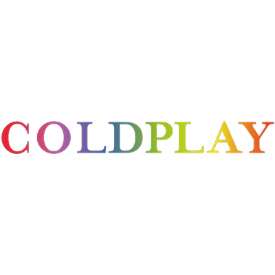 Coldplay Logo - Coldplay transparent PNG images - StickPNG