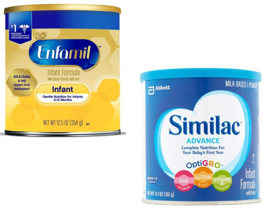 Enfamil Logo - Enfamil vs. Similac: Which is the Best Baby Formula | Good To Know ...