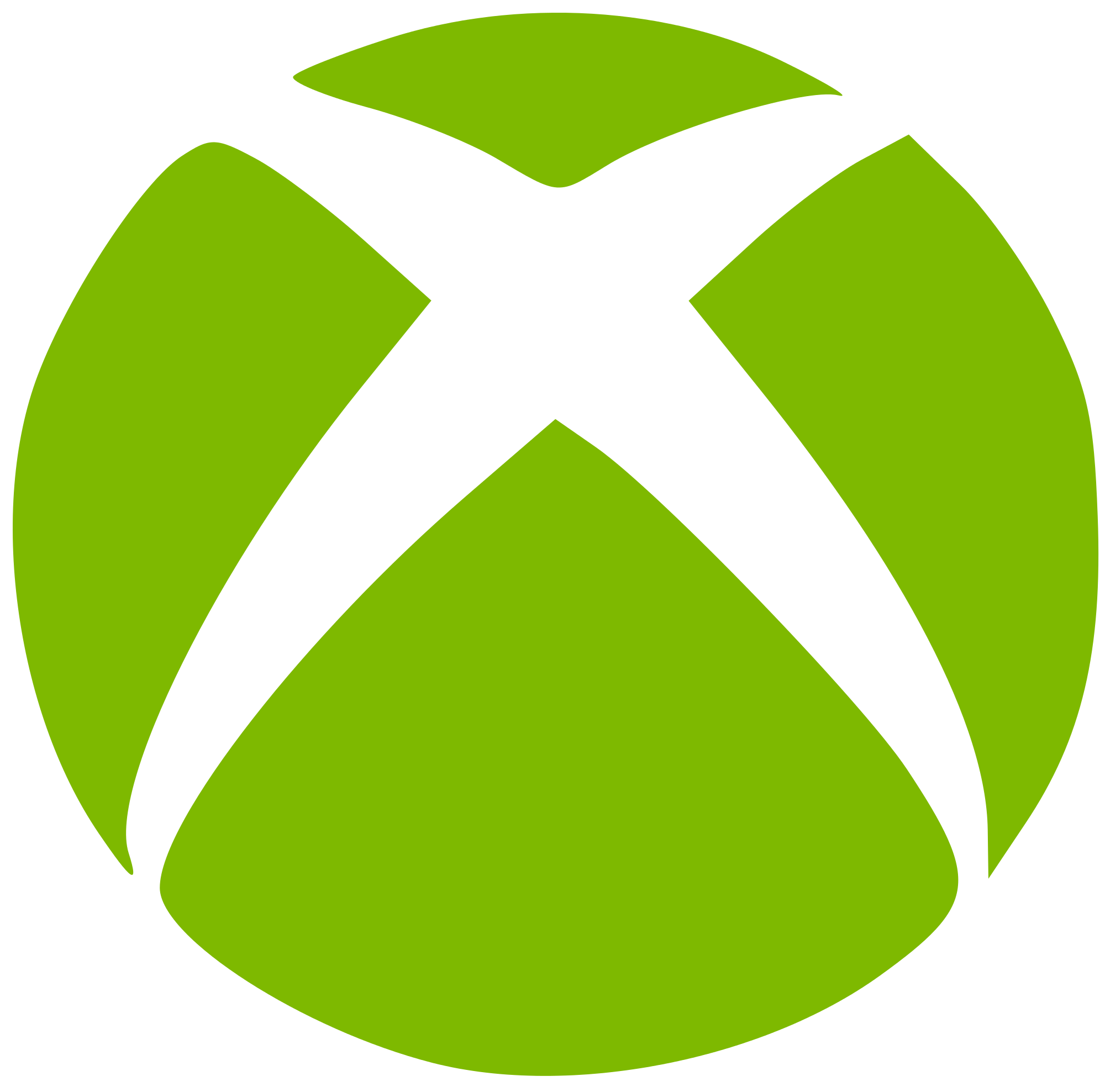 Xbox Logo - File:Xbox logo 2012 cropped.svg - Wikimedia Commons