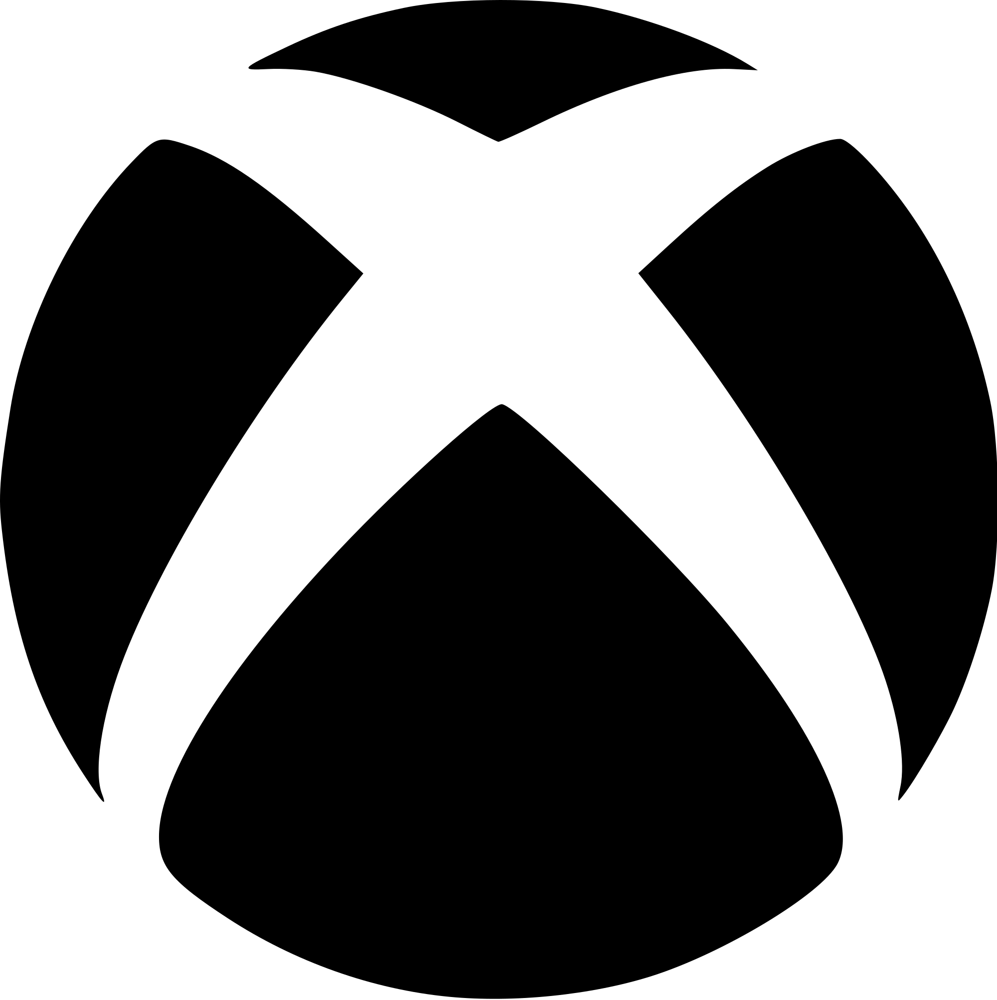 Xbox Logo - File:Xbox Logo.svg - Wikimedia Commons