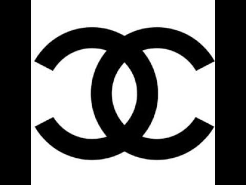 Chanel Logo - How to draw chanel logo - YouTube