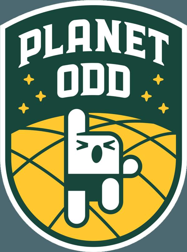 Odd Logo - LogoDix