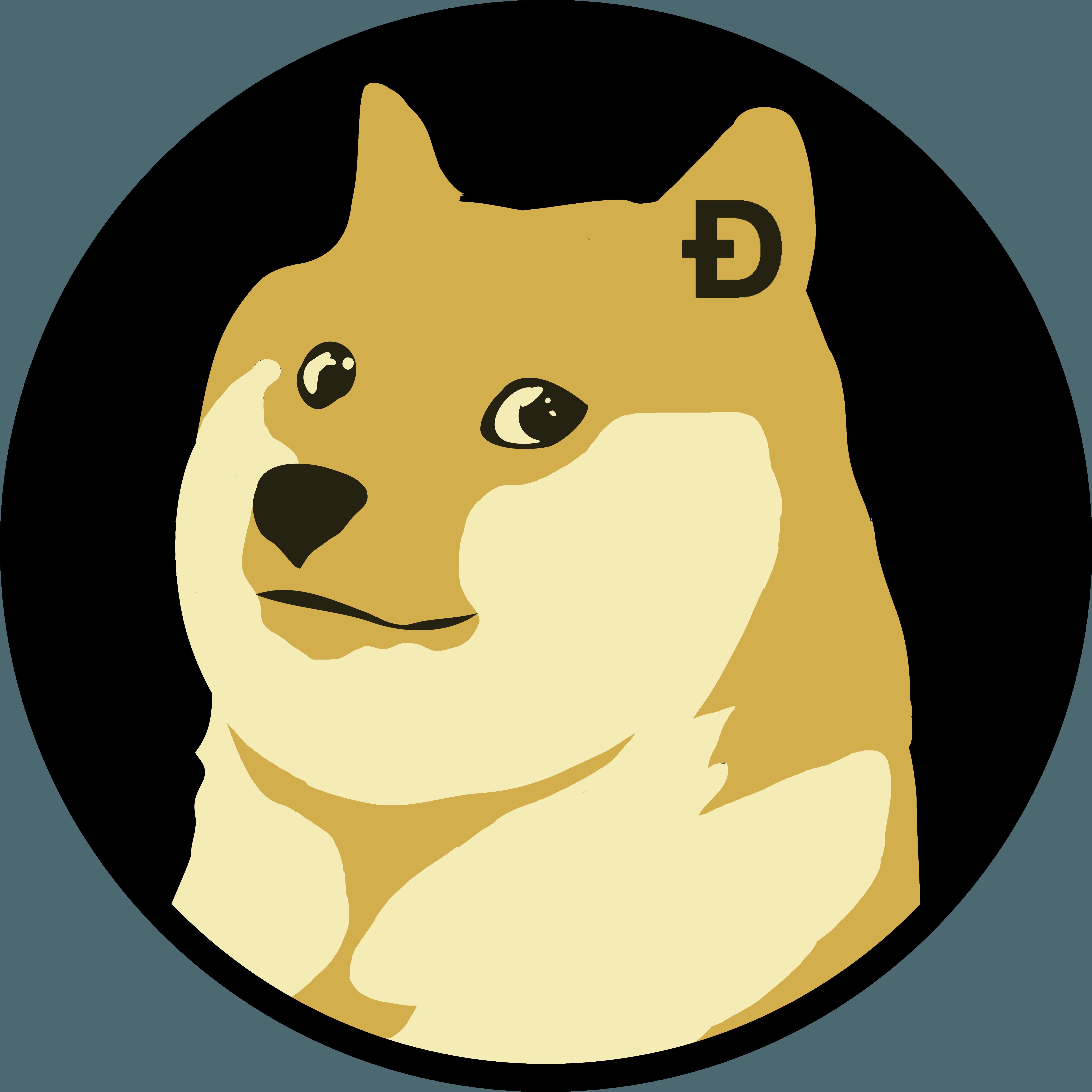 18 Logo Dogecoin Png - Movie Sarlen14