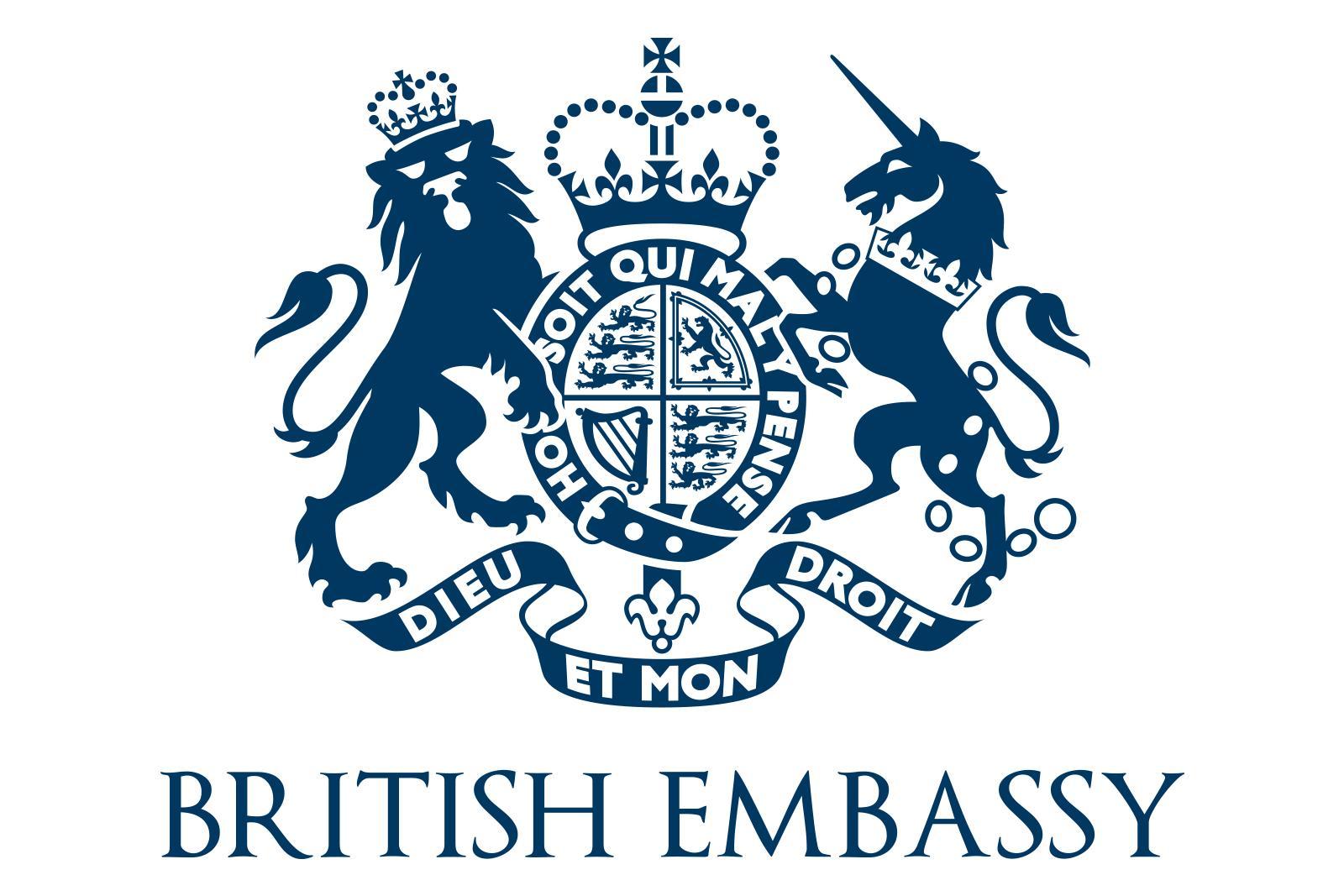 Embassy Logo - LogoDix
