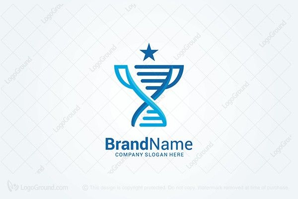 Champion Logo - Dna Champion Logo