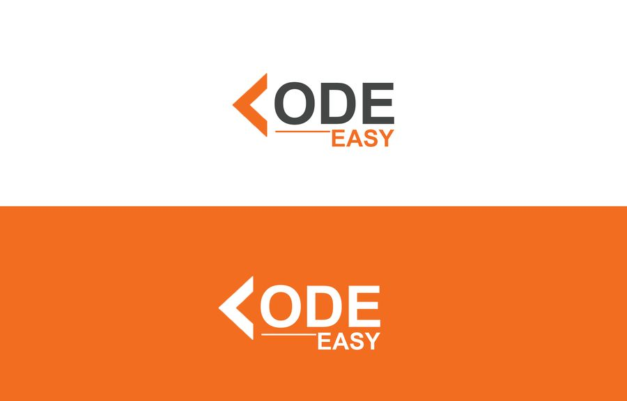 Code Logo - Entry #97 by marfi78689 for Design a logo for code easy | Freelancer