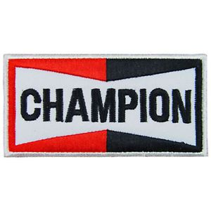 Champion Logo - CHAMPION Logo Embroidered Iron On Patch #PCP021 | eBay
