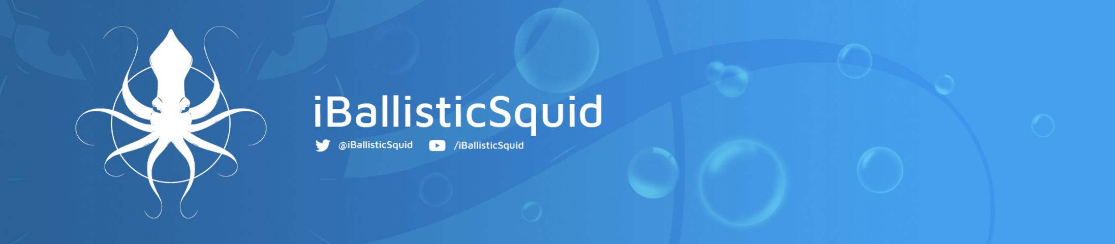 iBallisticSquid Logo - LogoDix