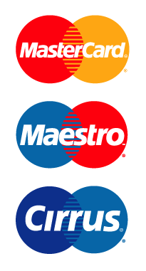 MasterCard Logo - The Branding Source: From 1990: The striped MasterCard logo