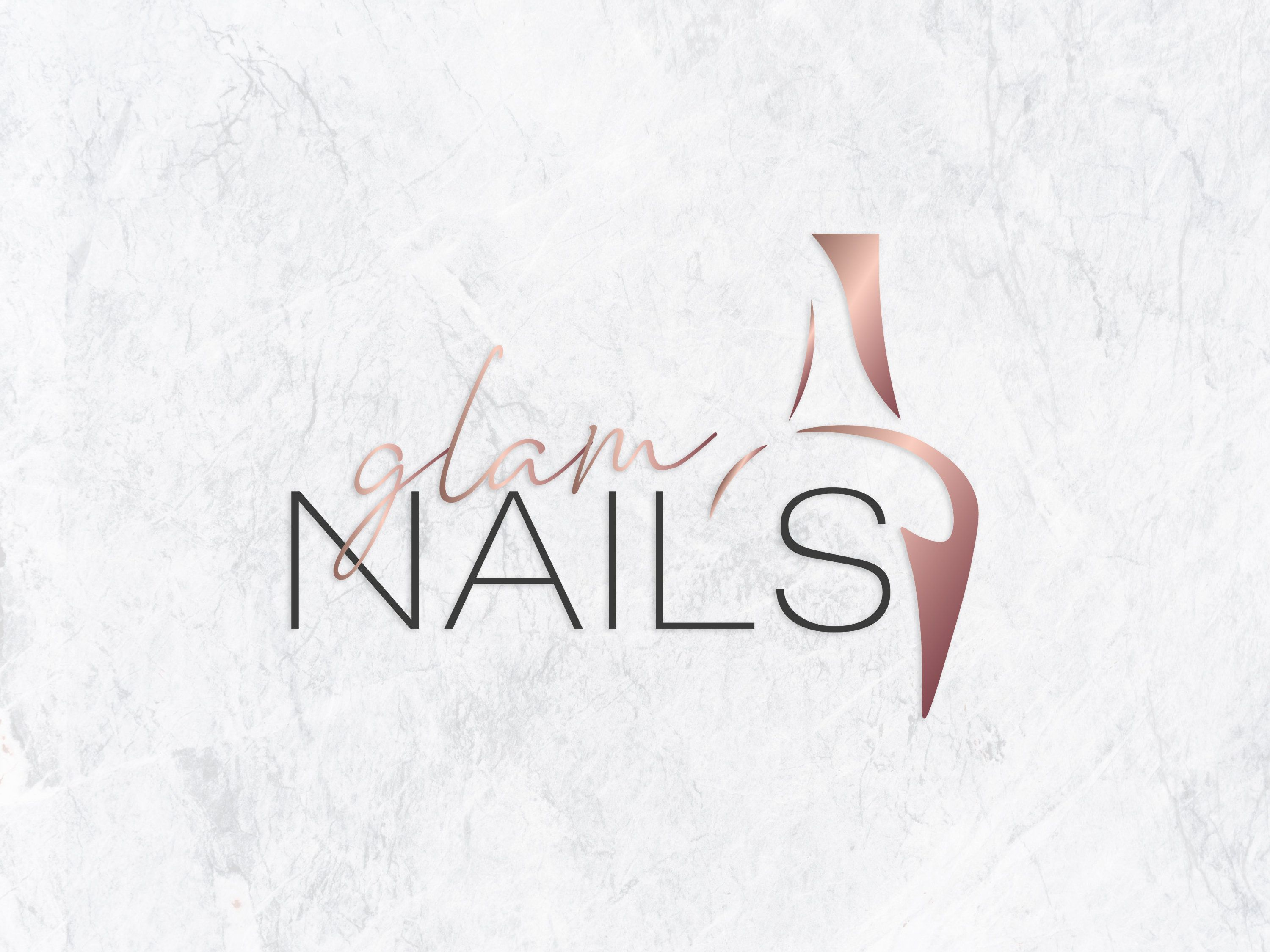 Nails Logo - LogoDix