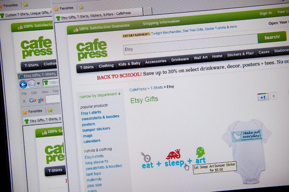 d97868254 CafePress Logo - LogoDix
