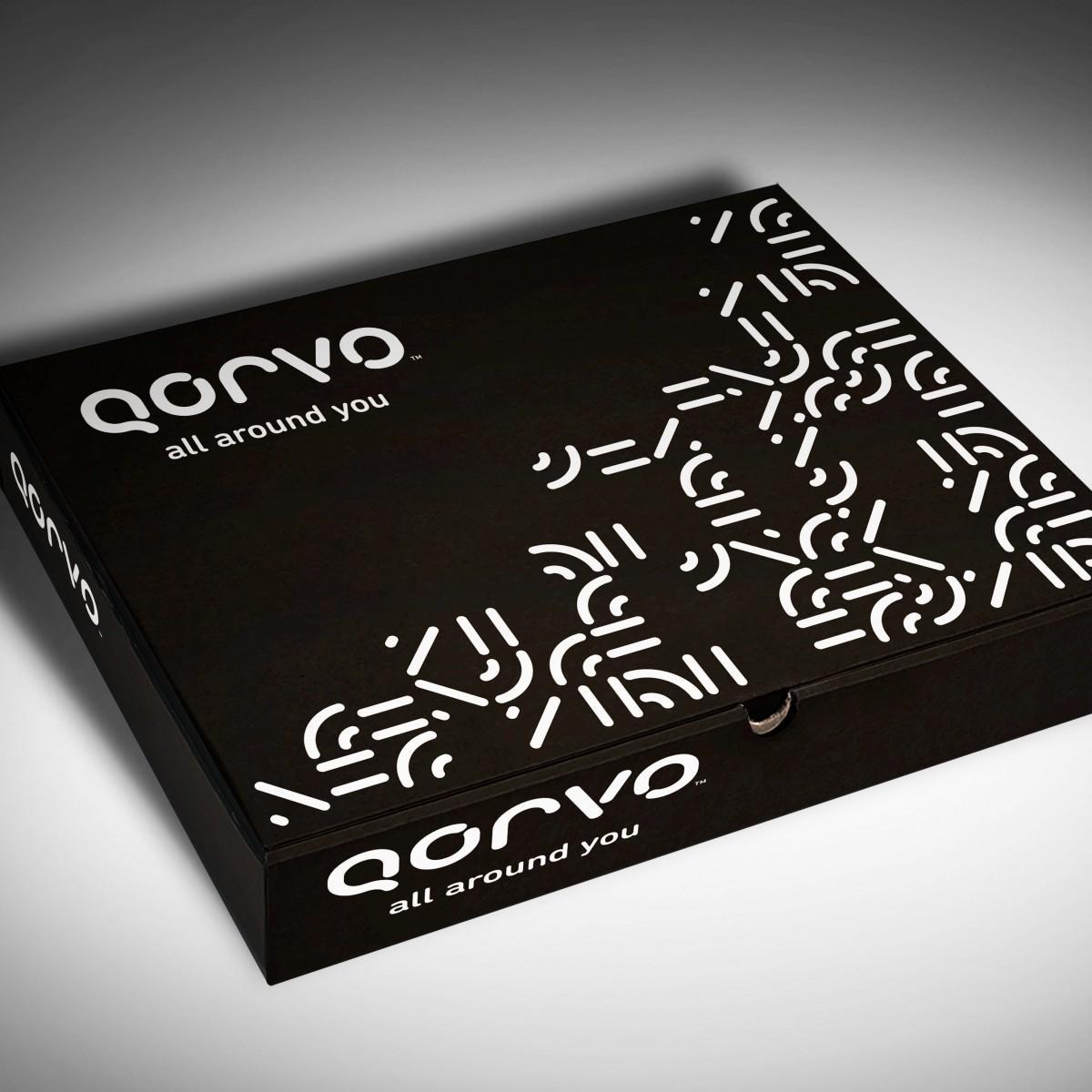 Qorvo Logo - LogoDix