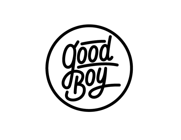 Boy Logo - GOOD BOY / Logo & Character for Gun Shop by PARKO ONE | for ...