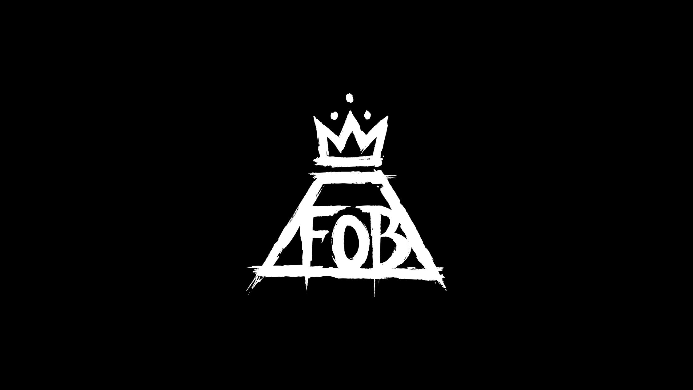 Boy Logo - is it just me that didn,t know that the fall out boy logo is a ...