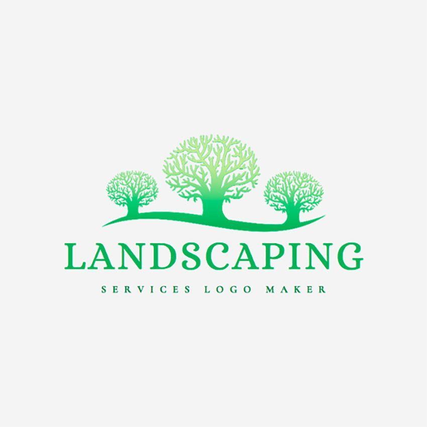 Landscapin Logo Logodix