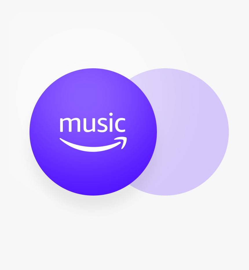 Amazon Music Logo - Circle Amazon Music Logo Png, Transparent Png , Transparent Png ...