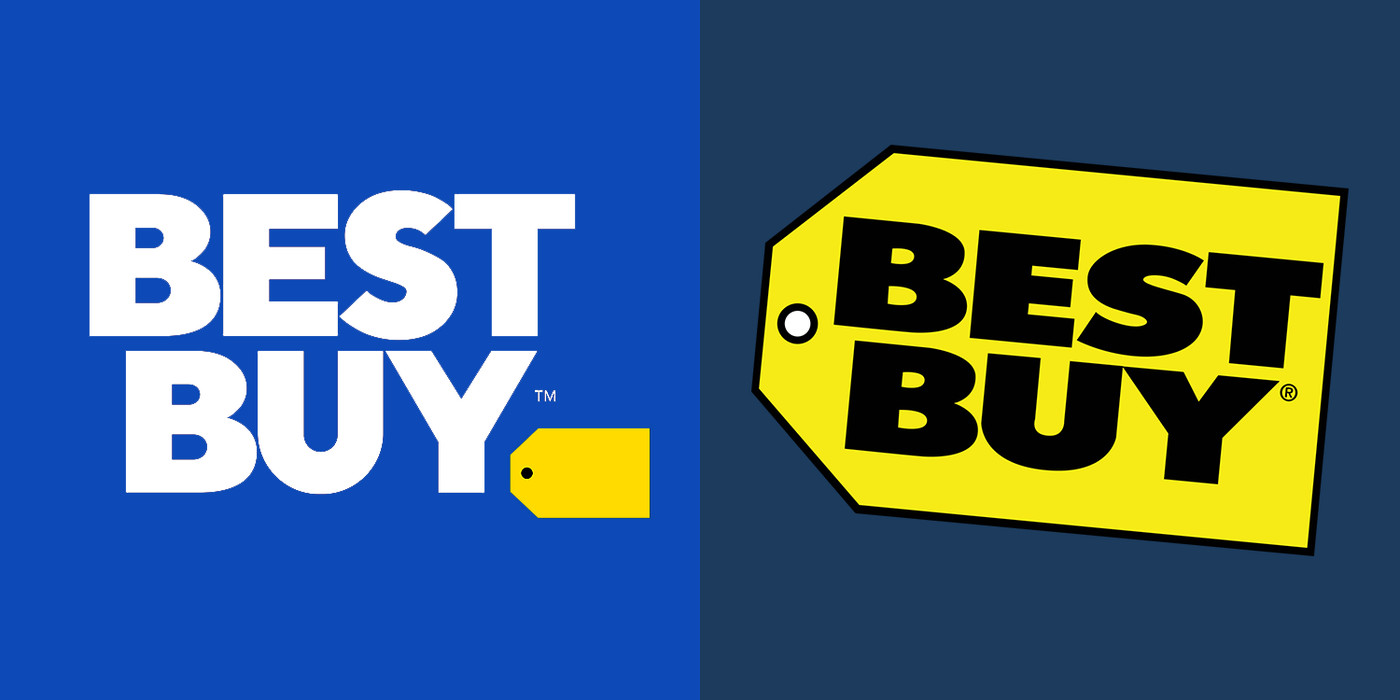 Best Buy Logo - New Best Buy logo diminishes the shopping tag because brick-and ...