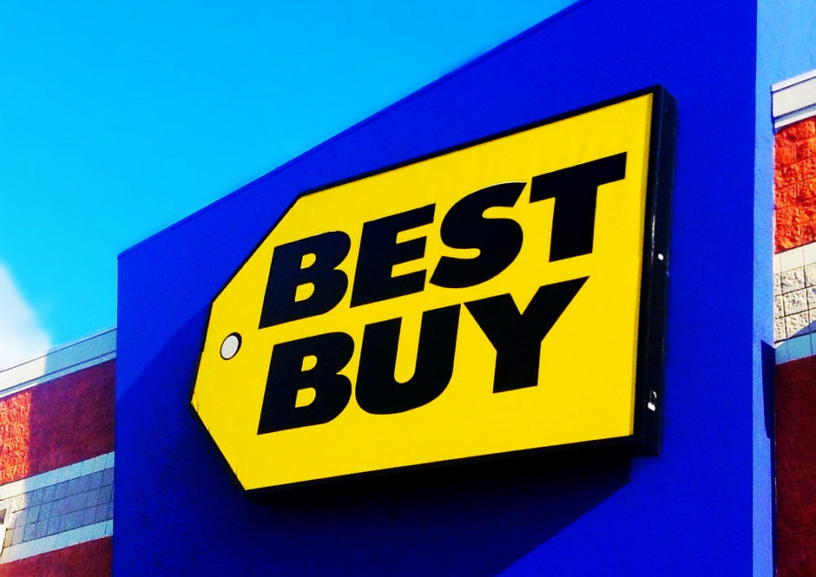 Best Buy Logo - Best Buy Unveils New, 'Modernized' Logo [Social Media Reactions ...