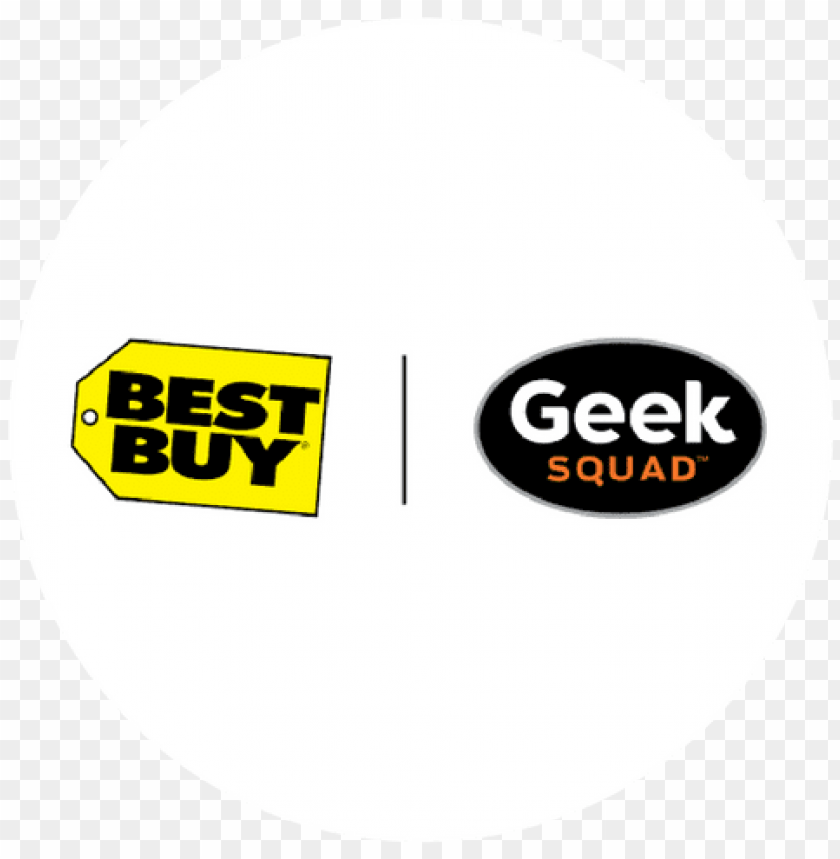 Best Buy Logo - untitled design - best buy geek squad logo PNG image with ...