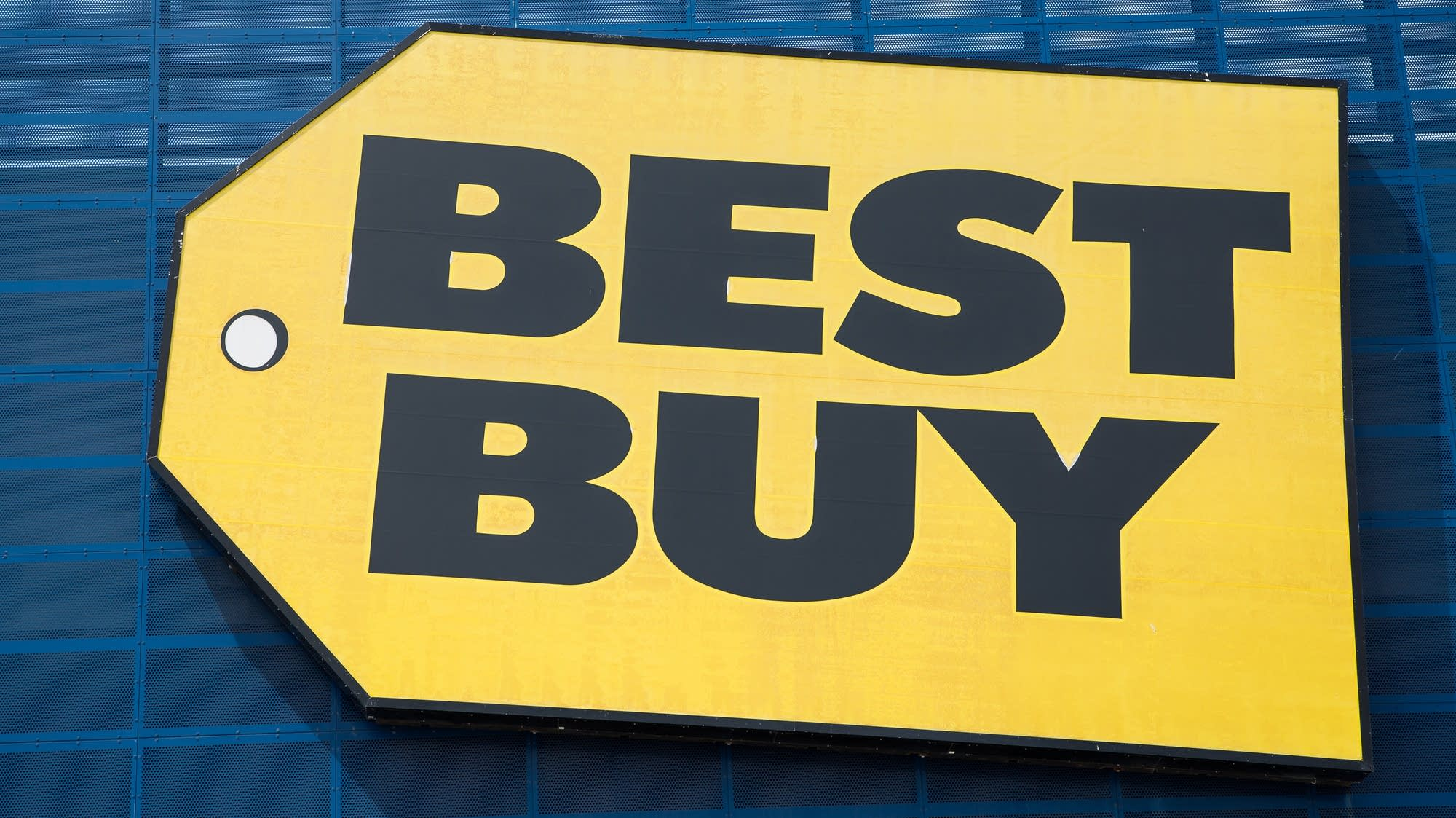 Best Buy Logo - Best Buy to furlough more than 50,000 workers due to COVID-19 ...