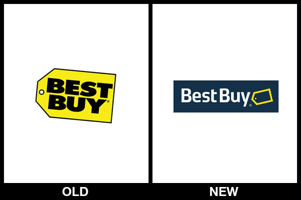 Best Buy Logo - 15 Worst Corporate Rebrands Ever