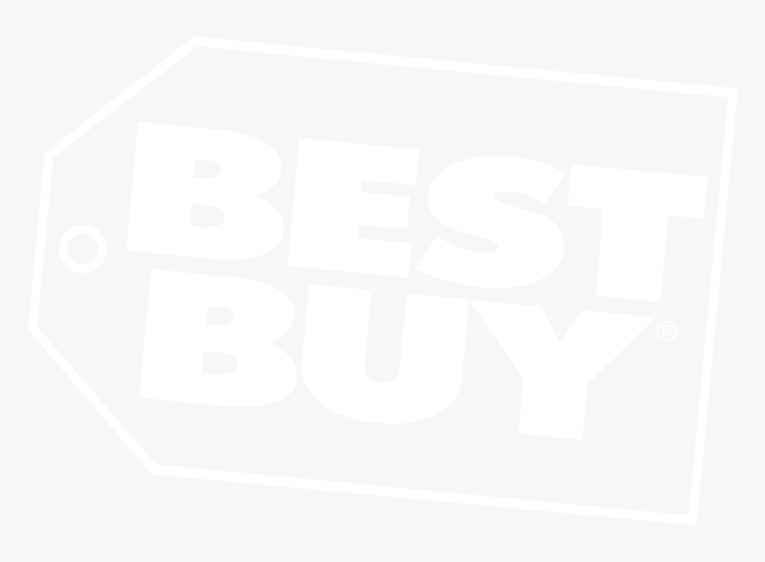 Best Buy Logo - Best Buy Logo Black Transparent - Johns Hopkins White Logo, HD Png ...