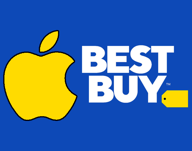 Best Buy Logo - Apple Teams With Best Buy For Authorized Repair Services | B104 ...