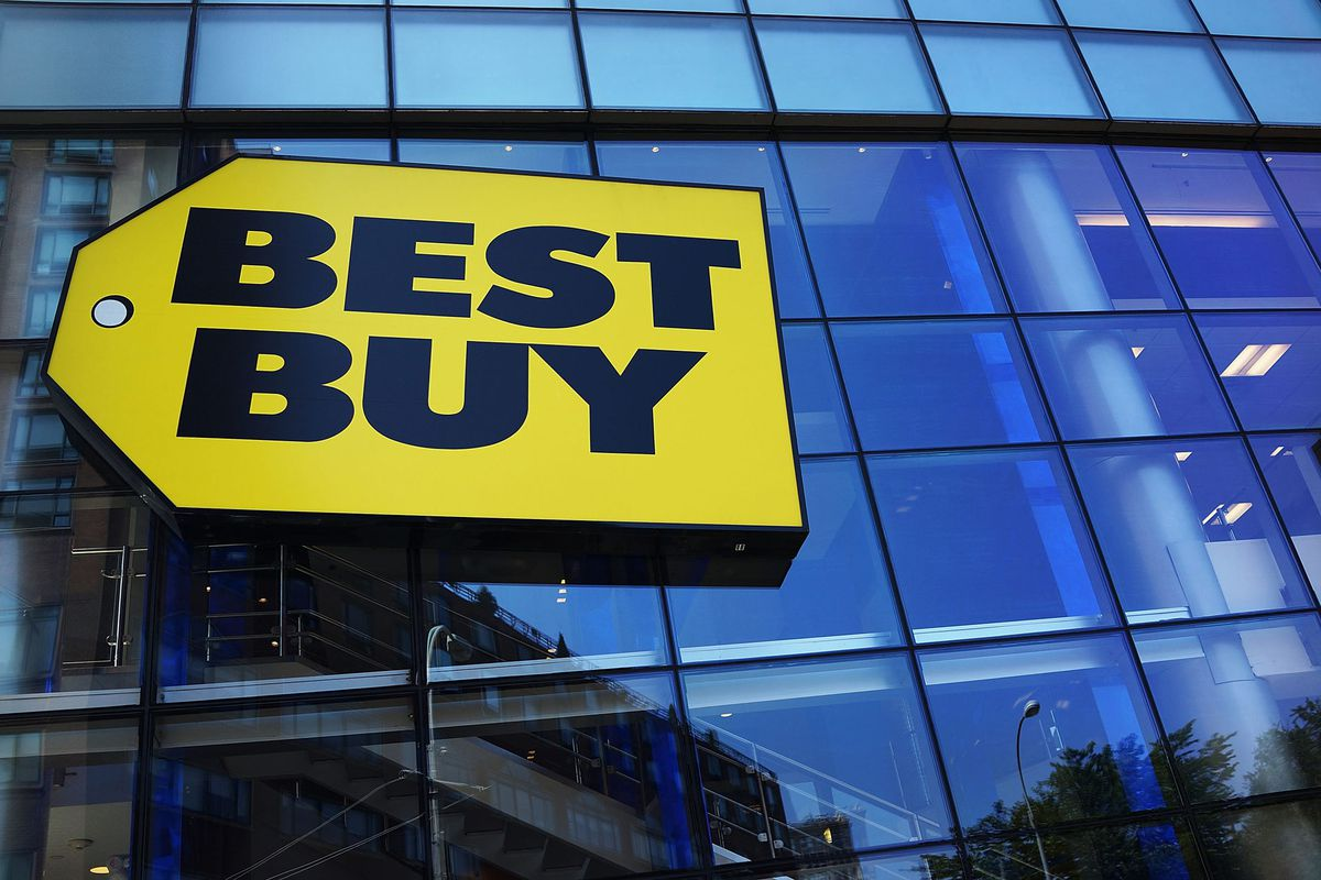Best Buy Logo - Black Friday 2019: best Best Buy gaming deals - Polygon