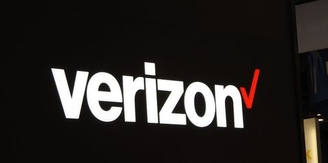Verizon Logo - Verizon's wireless metrics beat expectations in Q2 | FierceWireless