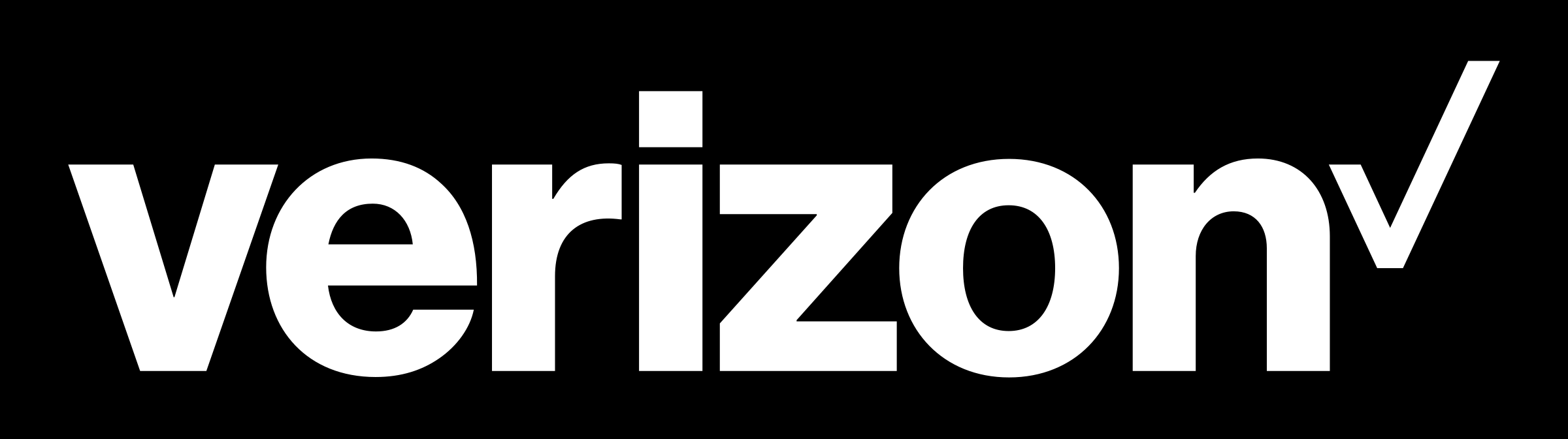 Verizon Logo - Verizon Logo PNG Transparent & SVG Vector - Freebie Supply