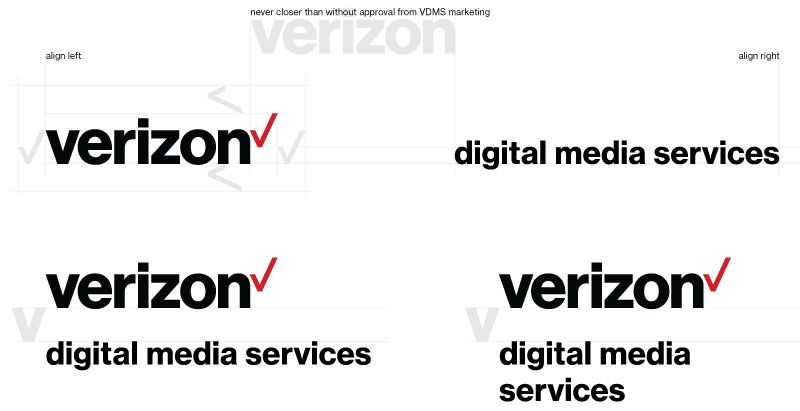 Verizon Logo - Logo Assets and Usage -- Verizon Digital Media Services
