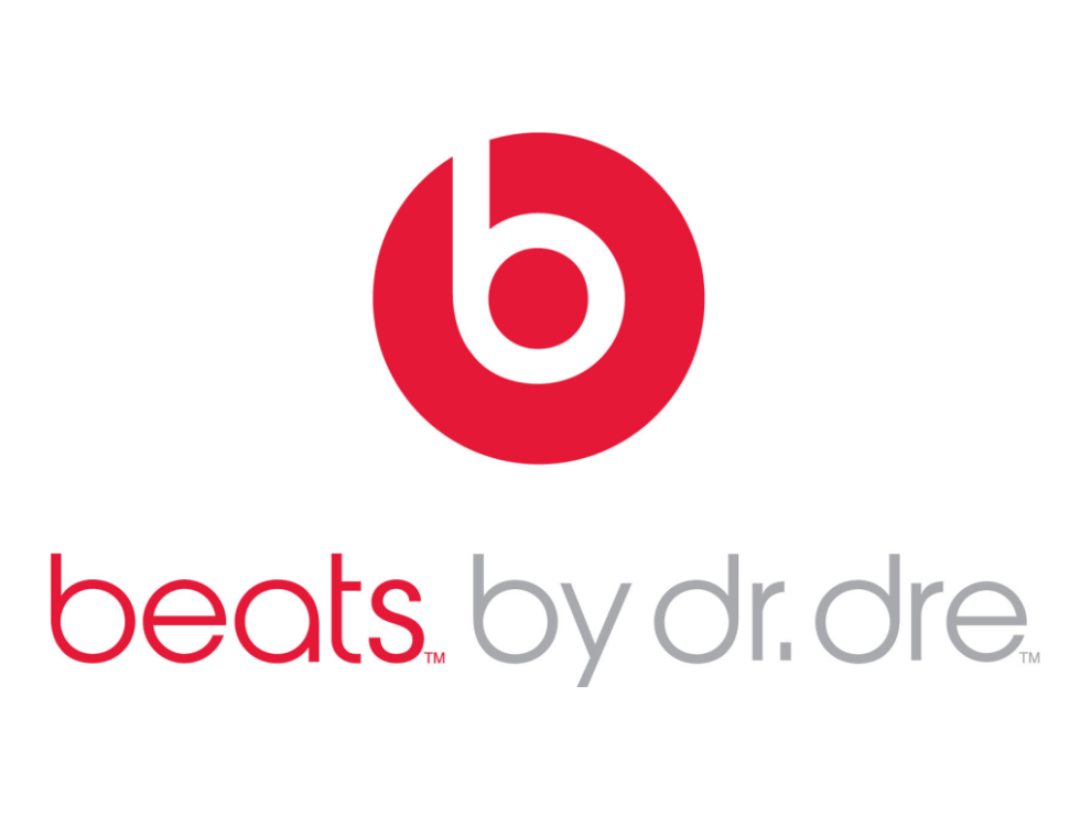 Beats Logo - The Beats By Dre Trademark Emphasizes Brand Superiority With ...