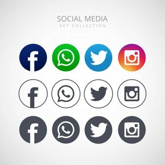 Facebok Logo - Facebook Logo Vectors, Photos and PSD files | Free Download
