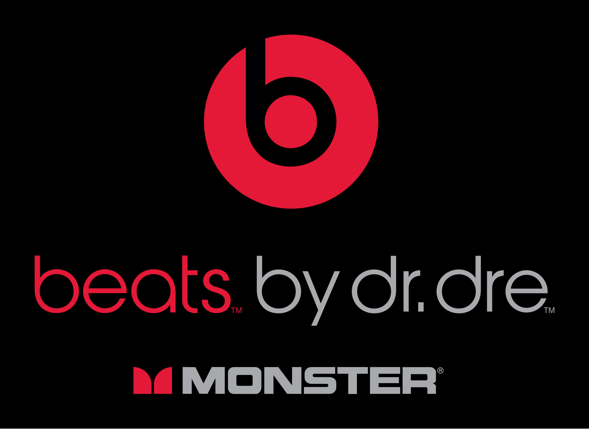 Beats Logo - File:Beats by Dr. Dre - logo.svg - Wikimedia Commons