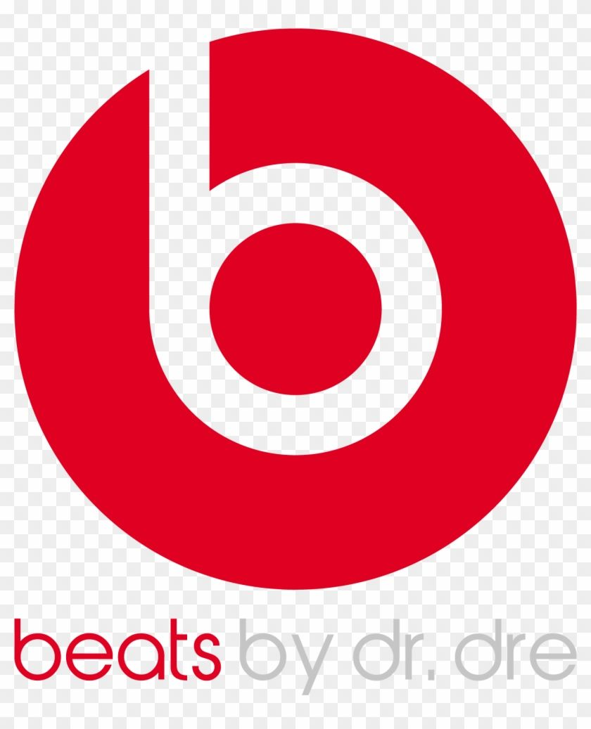 Beats Logo - Logo Beats By Dr - Beats By Dr Dre - Free Transparent PNG Clipart ...