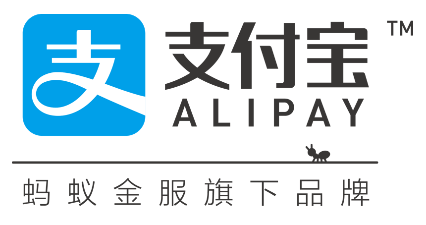 Alipay Logo - Klik & Pay integrates Alipay into its payment methods