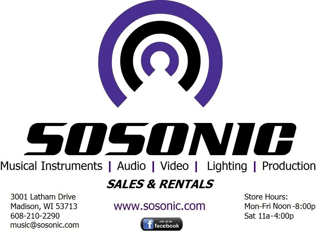Craigslist Logo - Sosonic Craigslist Logo | Local Sounds Magazine